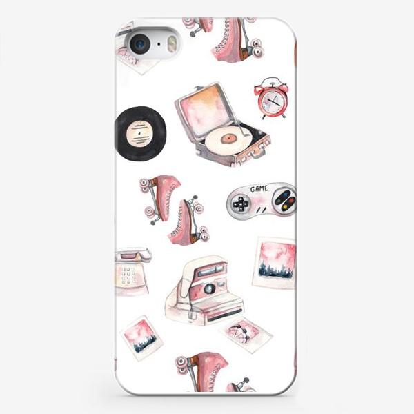 Чехол iPhone «Ретро»