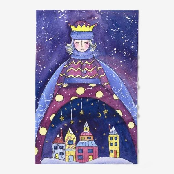 Полотенце «Снежная королева»