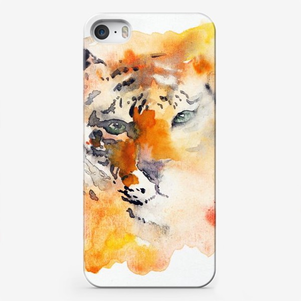 Чехол iPhone «Tiger»