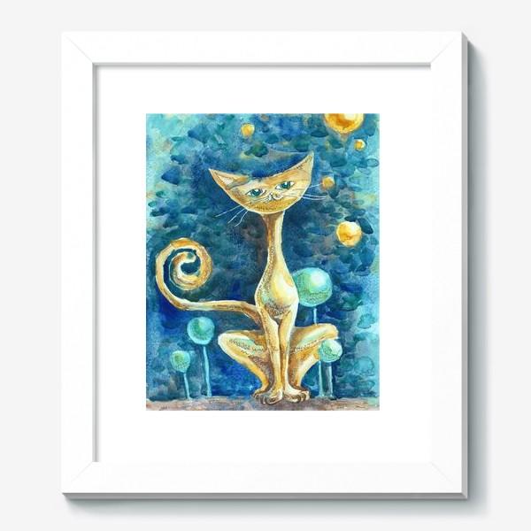 Картина «Лунный Кот»