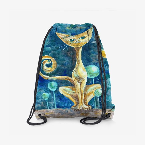 Рюкзак «Лунный Кот»