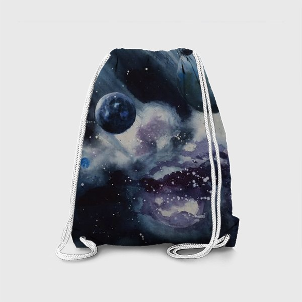 Рюкзак «Синий космос»