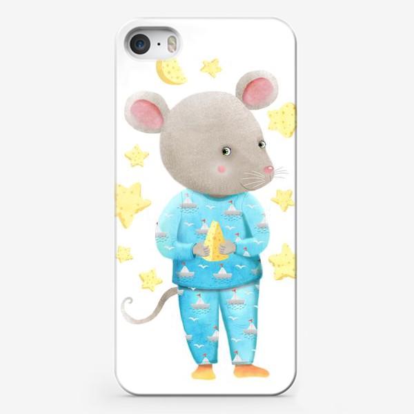 Чехол iPhone «Мышонок »