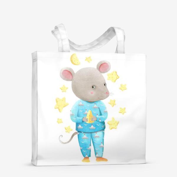 Сумка-шоппер «Мышонок »