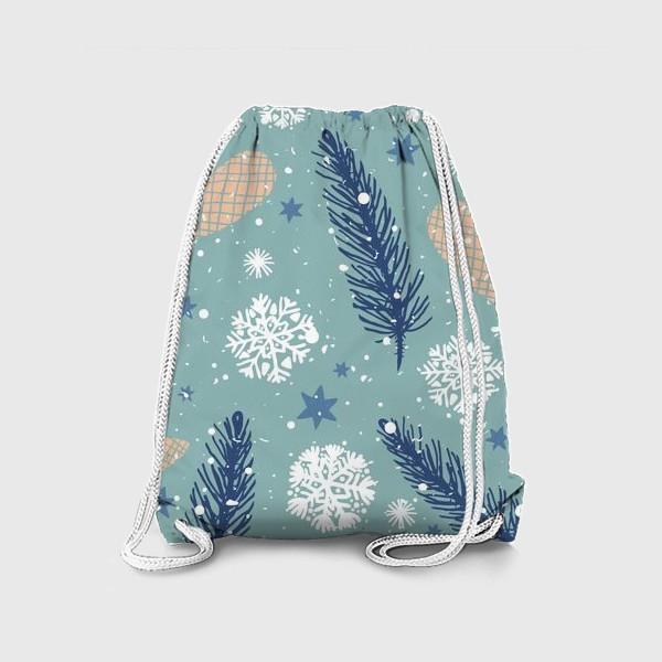 Рюкзак «Нежное Рождество»