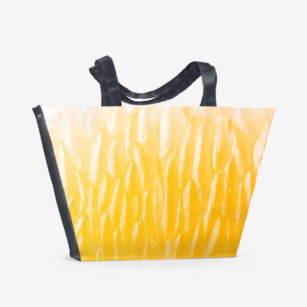 Пляжная сумка «Цитрус»