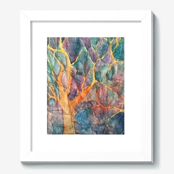 Картина «Мокрая акварель»