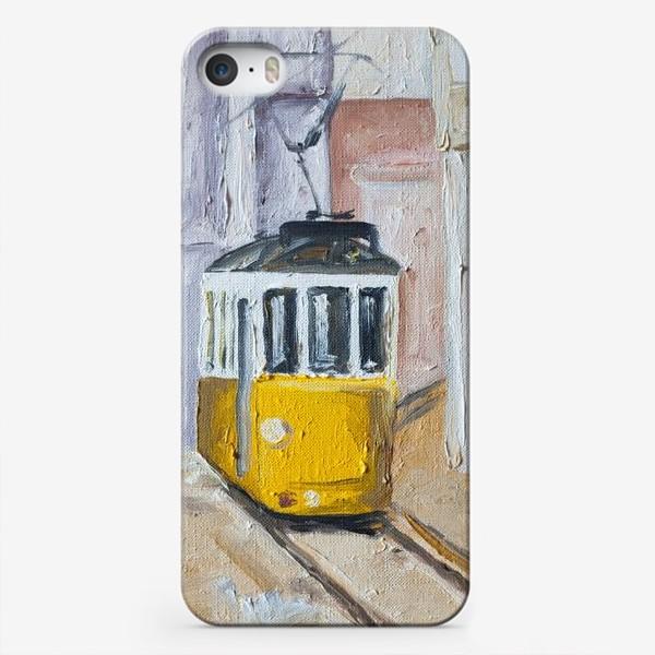 Чехол iPhone «Трамвай №28»