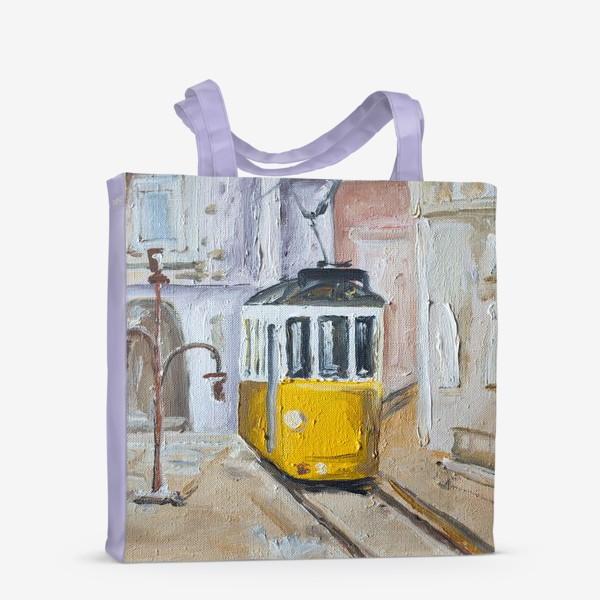Сумка-шоппер «Трамвай №28»