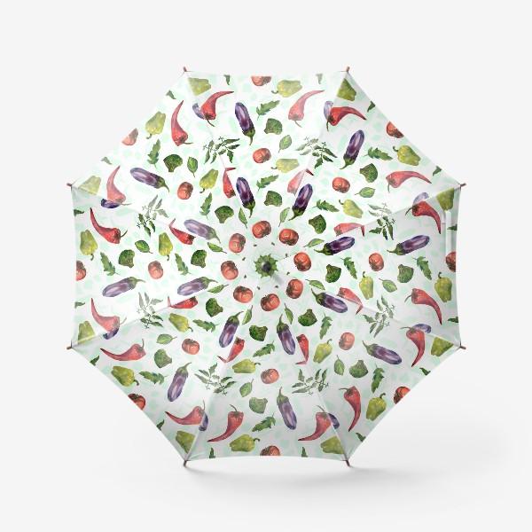 Зонт «Om-Nom-nom»