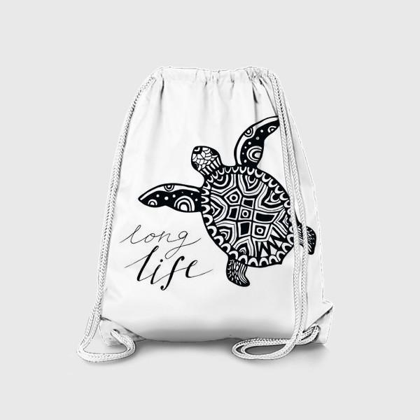 Рюкзак «Черепаха. Long life»