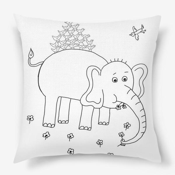 Подушка «Дружба »