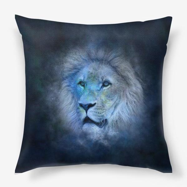 Подушка «Гороскоп Лев»