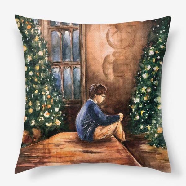 Подушка «Рождество »