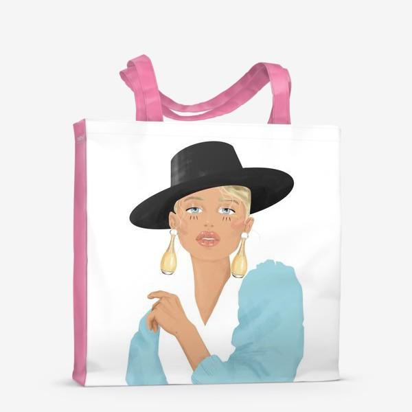 Сумка-шоппер «Девушка Dior»