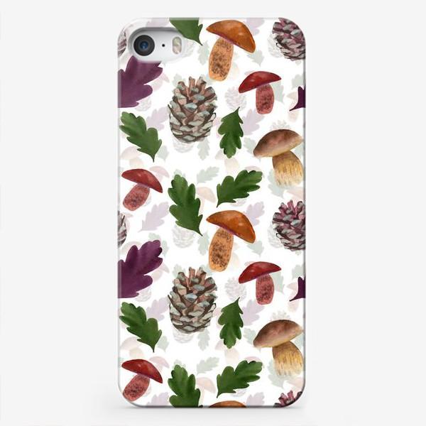 Чехол iPhone «В лесах»
