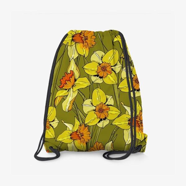Рюкзак «Нарциссы пасха»