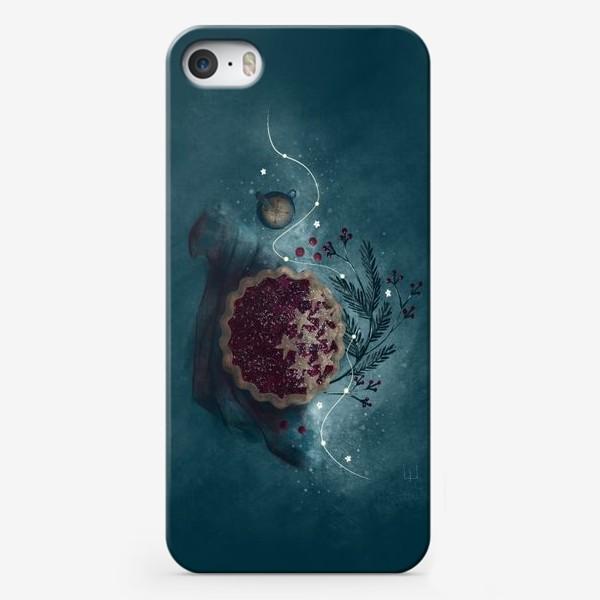 Чехол iPhone «Вишневый пирог »