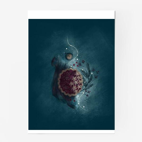 Постер «Вишневый пирог »