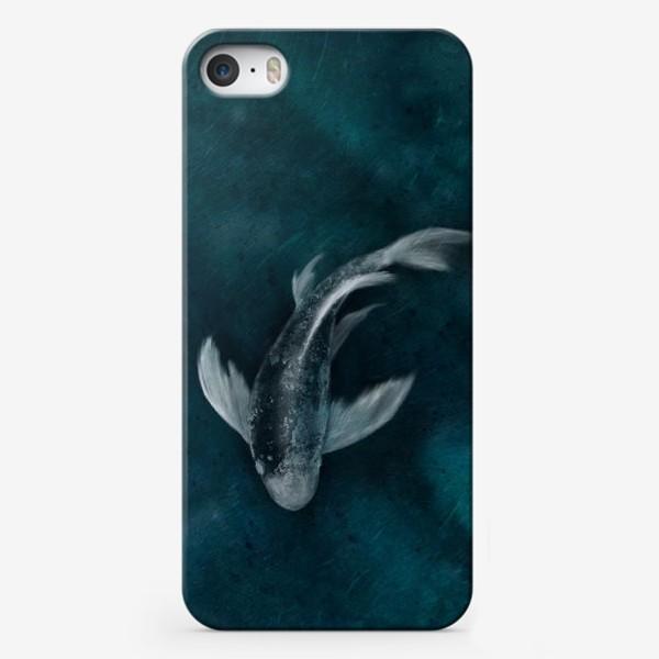 Чехол iPhone «riba»