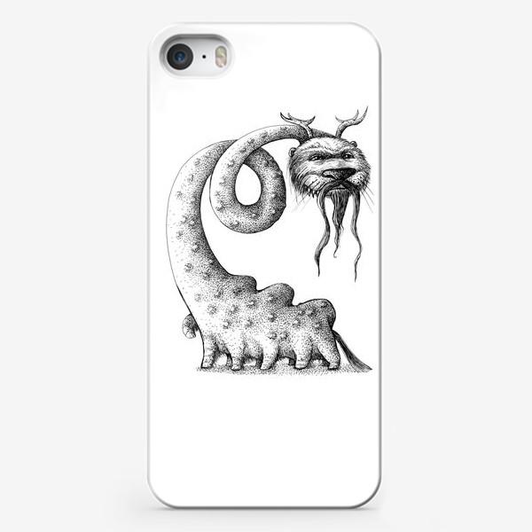 Чехол iPhone «Монстрозверь»