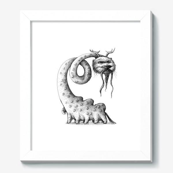 Картина «Монстрозверь»