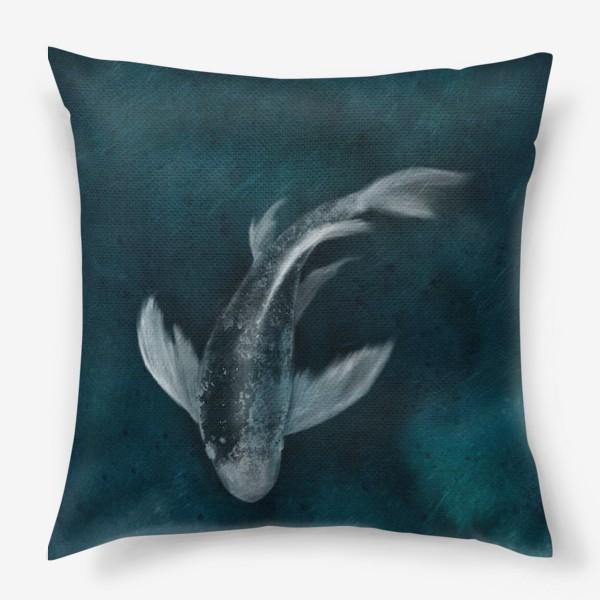 Подушка «riba»