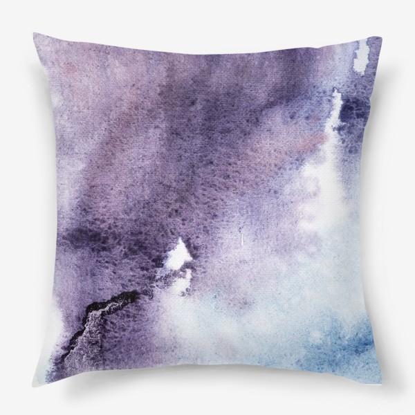 Подушка «Морская волна»