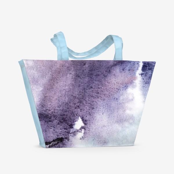 Пляжная сумка «Морская волна»