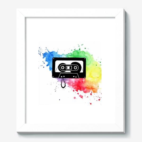 Картина «Аудиокассета»