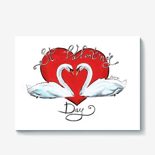 Холст «Любовь»