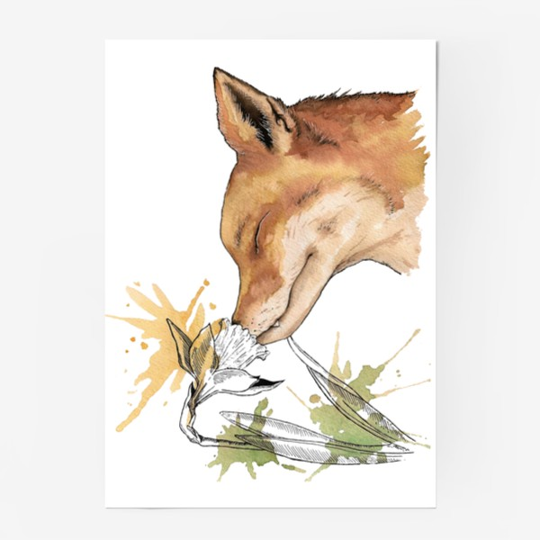 Постер «Лис»