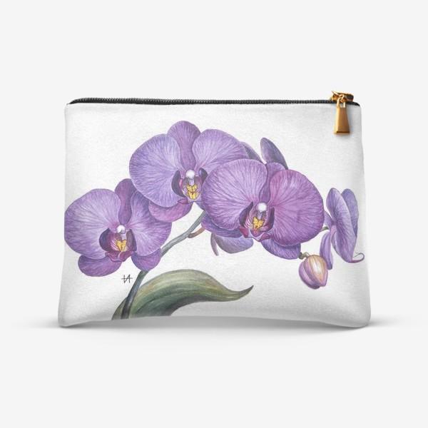 Косметичка «Ветка орхидеи»