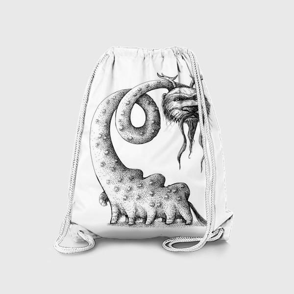 Рюкзак «Монстрозверь»