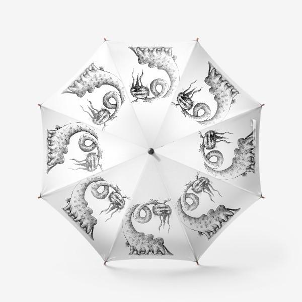 Зонт «Монстрозверь»