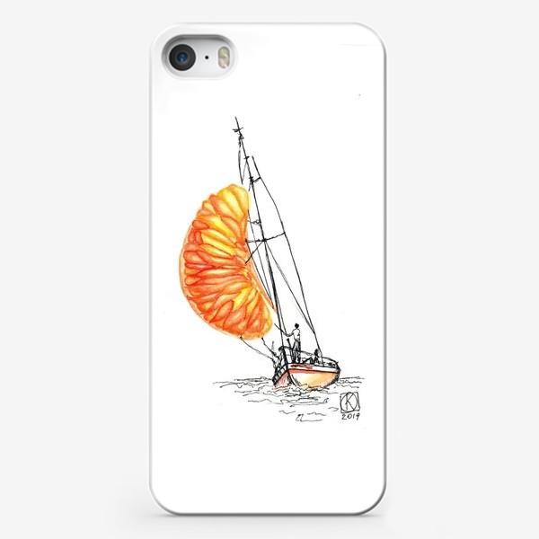 Чехол iPhone «Попутного ветра»