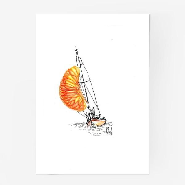 Постер «Попутного ветра»