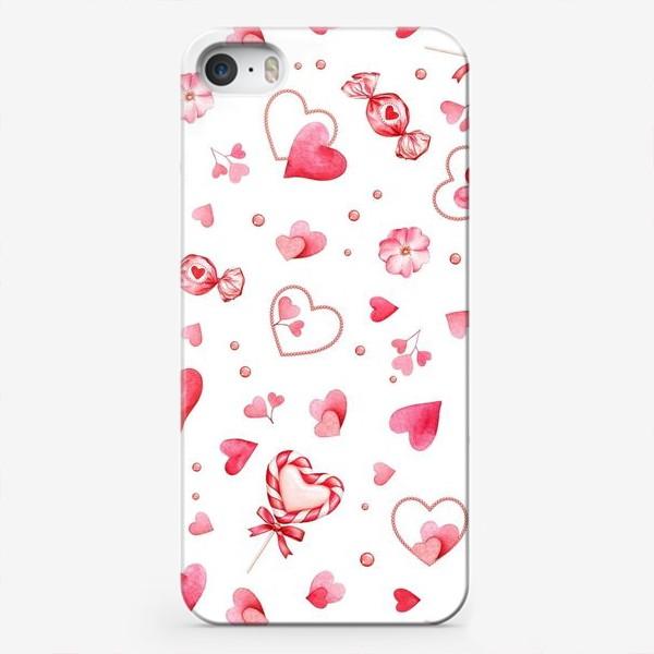 Чехол iPhone «Любовь »