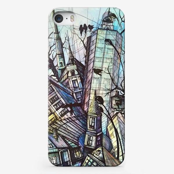 Чехол iPhone «Ритмы города»
