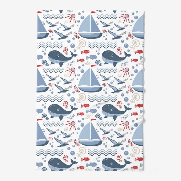 Полотенце «Морские истории»