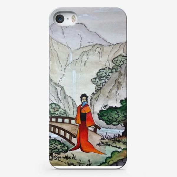 Чехол iPhone «Тайная встреча»
