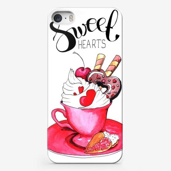Чехол iPhone «Sweethearts»