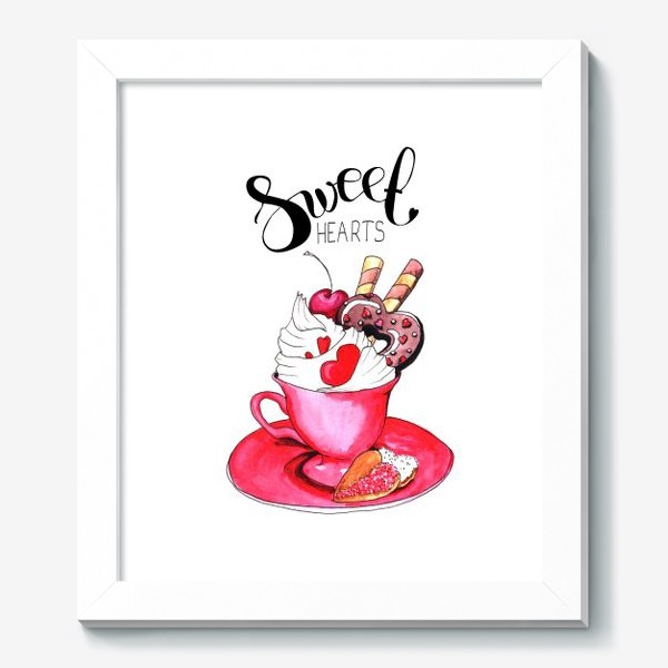 Картина «Sweethearts»
