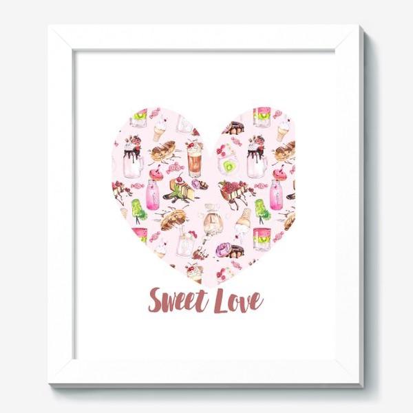 Картина «Сладкая любовь»
