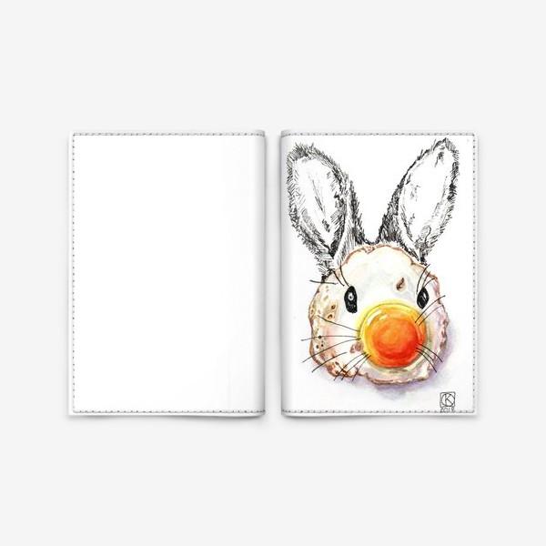 Обложка для паспорта «Зайка моя»
