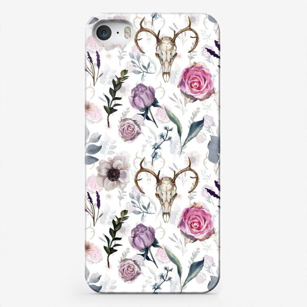 Чехол iPhone «New life»