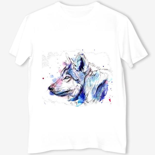 Футболка «Волк»
