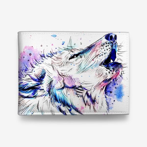 Кошелек «Волчица»