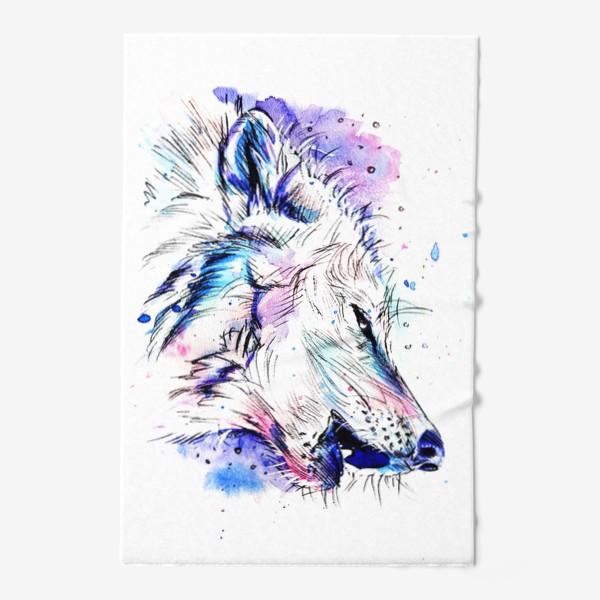 Полотенце «Волчица»