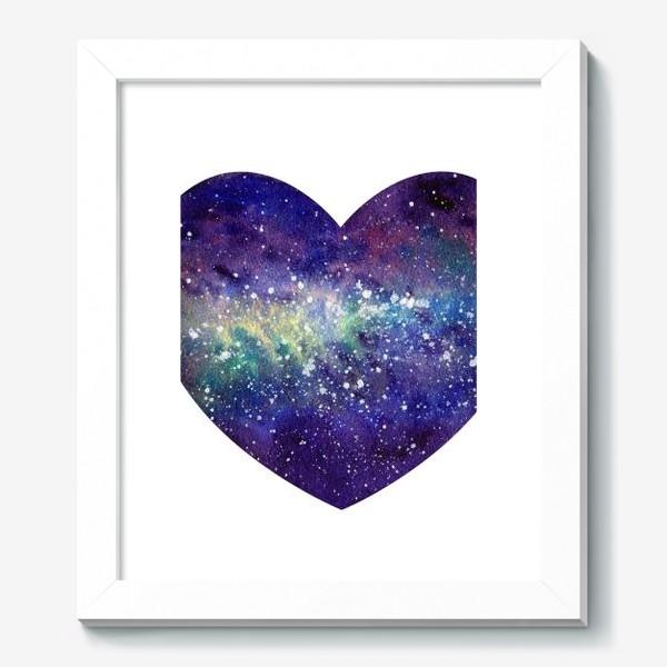 Картина «Вселенная моего сердца»